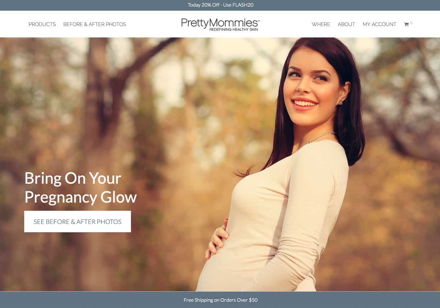Customer Spotlight Pretty Mommies The Importance Of Safely Treating Pregnancy Acne