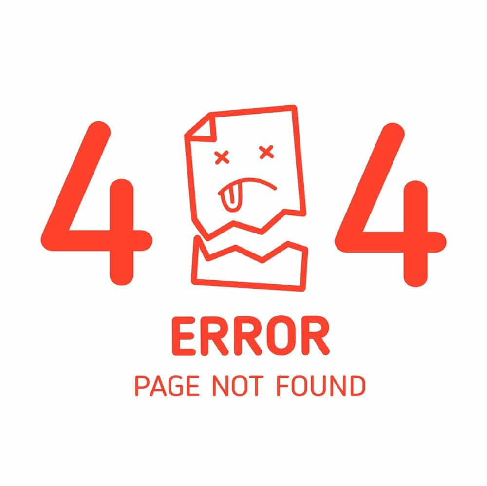 What Is A Website 404 Error